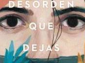 desorden dejas (Premio Primavera 2016) Carlos Montero,Descargar gratis