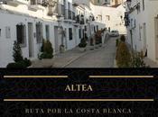 Ruta provincia Alicante: ¿Qué Altea?