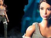Lara Croft tiene Barbie