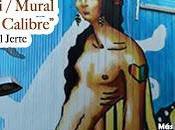 """Concurso graffiti mural Igual Calibre"""", Valle Jerte."""
