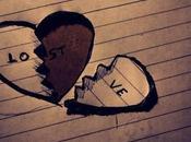 Disculpas culpables amores frustrados