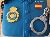 Tarta policía