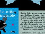 Fotoreseña: Niña Invisible Karime Cardona Cury