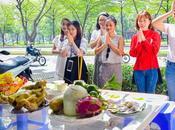 ¿Cómo Celebran Nuevo Chino/Lunar Vietnam?