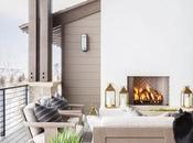 Refugio invierno, casa para relajarse
