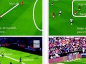 lupa: Cómo partido fútbol
