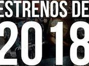 Ultimos estrenos peliculas 2018: MARZO
