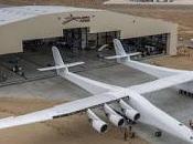 avión grande mundo está cerca poder volar: Stratolaunch