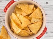 Nachos caseros tortillas maíz. Vídeo receta