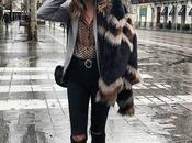 coat blazer vichy