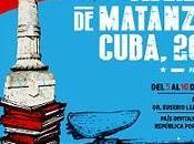 Presentación antología Mapas Feria libro Matanzas, Cuba