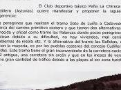 Comunicado informativo camino santiago ballotas