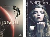 "Blu-Ray ""The Expanse"" White Princess"", disponibles"