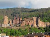 Castillo Heidelberg. Alemania