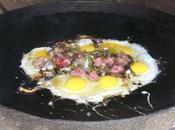 Huevos revueltos chorizos disco