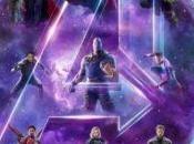 presenta portadas para revista personajes Vengadores: Infinity