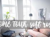 HOME TOUR: soft rose