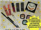 Sorteo Internacional Cumpleblog!!!!!! Maquillaje NYX!!!!