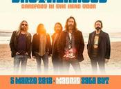 Chris Robinson Brotherhood 05/03/2018 Sala (Madrid)
