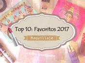 Favoritos 2017: [MAQUILLAJE]