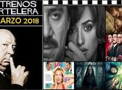 "Estrenos Semana Marzo 2018 Podcast 4x25 Perfil Hitchcock"""