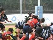 Resultado, crónica, fotografía clasificación jornada marzo liga iberdrola rugby