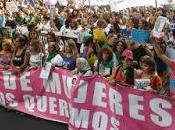 marcha verdadera marea feminista