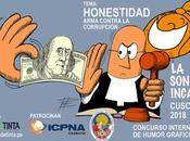 Sonrisa Inca, concurso internacional Humor Gráfico. Bases
