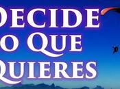 Decide quieres