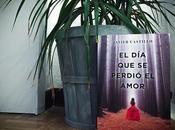 perdió amor Javier Castillo