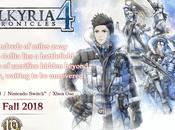 Valkyria Chronicles estrena nueva oficial