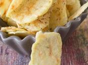 Patatas Chips microondas