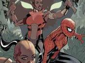 Marvel Comics anuncia miniserie Dora Milaje Spiderman