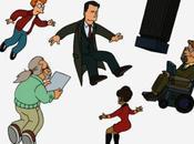 Estos algunos episodios 'Futurama' basados teorías Stephen Hawking Valentín Díaz