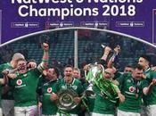 ¡Grand Slam Irlanda Patricio!