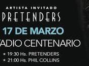 PEQUEÑO GIGANTE CENTENARIO MONTEVIDEO: Phil Collins primera actuación Uruguay 17/03/2018