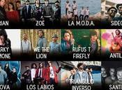 Previa festival musica