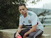 Nueva camiseta Adidas blanca México para Rusia 2018