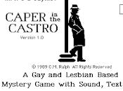 Caper Castro, primer juego LGBT historia