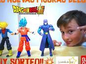 Nuevas Figuras Deluxe Dragón Ball Super Sorteo.