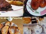 recetas torrijas, postre típico Semana Santa