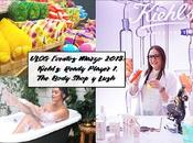VLOG Eventos Marzo 2018; Kiehl's, Ready Player One, Body Shop Lush