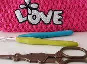 Tutorial estuche porta-agujas crochet love