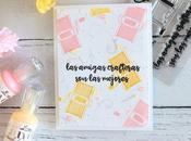 Layer Card CRAFTY FRIENDS