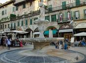 días norte Italia. Verona