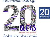 Solotulosabes finalista Premios 20Blogs
