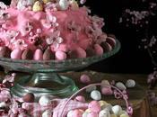 Bundt cake vainilla confeti huevos Pascua