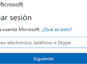 Hotmail: Iniciar sesión