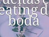 Vueltas Seating Boda