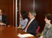 Asturias recibe delegación Gobierno región polaca Silesia
